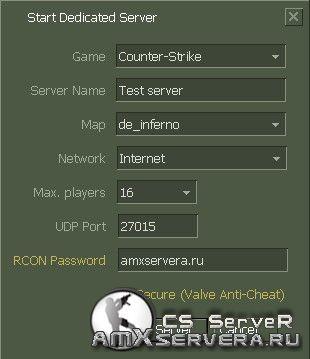 Как сделать rcon на русском