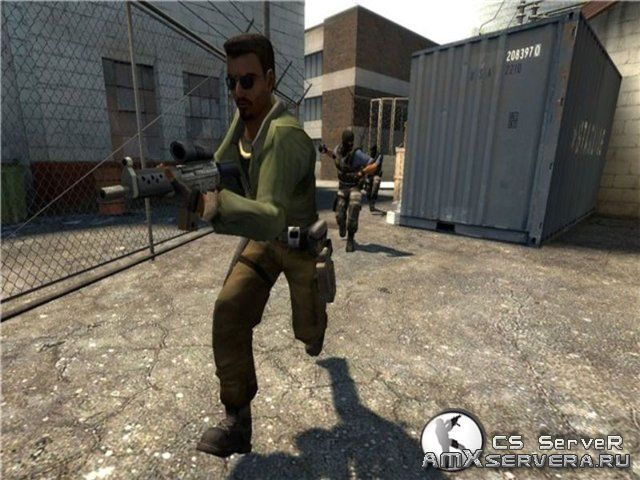Counter-Strike Source Русский Спецназ 2 (v34 No Steam) - Игра. Counter-Str