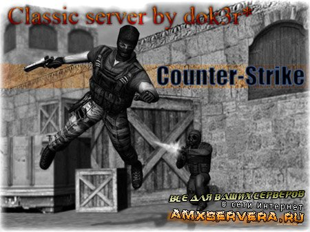 Classic server by dok3r*