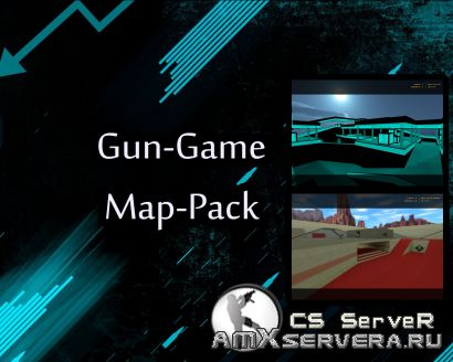 Gun Game Map Pack
